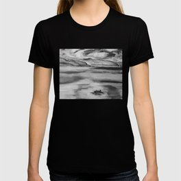 Cold Morning Rowers T-shirt