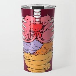 Anatomicat Travel Mug