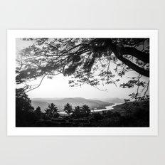 Riverview Resort 0552 Art Print