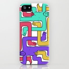 Nothing to See Here 1 iPhone Case