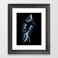 The Bounty Hunter Returns Framed Art Print