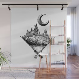 The wizards castle Wall Mural