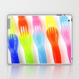 Plastic Cutlery Laptop & iPad Skin
