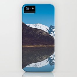 Perito Moreno iPhone Case