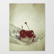 Taste like Summer Canvas Print