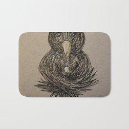New Crow Bath Mat
