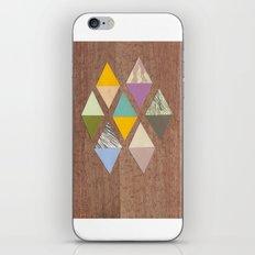 Easy Diamonds iPhone & iPod Skin