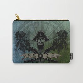 Pirate design, a pirate's life for me Carry-All Pouch