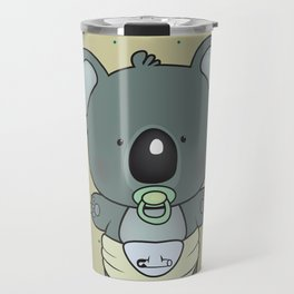 Baby koala Travel Mug
