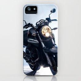 moto iPhone Case
