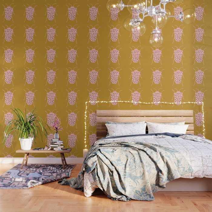 arthropod mustard Wallpaper