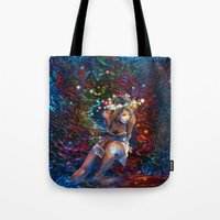 "coachella Tote Bags featuring ""Coachella"" by ZABLIME"