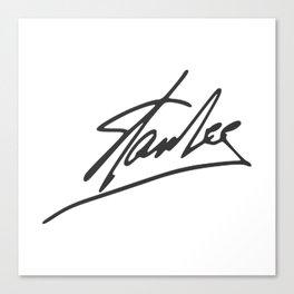 "RIP Stan ""The Man"" Lee Canvas Print"