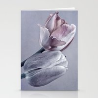 silver Stationery Cards featuring SILVER by INA FineArt