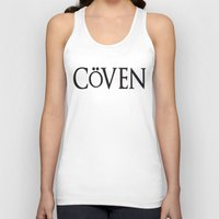 coven Tank Tops featuring Coven by Ami Leigh Barrett