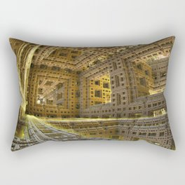 November City Rectangular Pillow