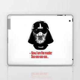 Darth Vader Hannibal Lecter mashup Laptop & iPad Skin