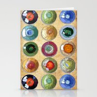atlas Stationery Cards featuring ATLAS by d.ts