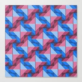 Geometrix XXIX Canvas Print