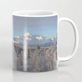 Denali North View Coffee Mug