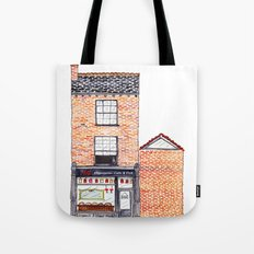 The Cats of York by Charlotte Vallance Tote Bag