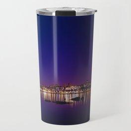 Porto by Night. Travel Mug
