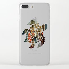 Waterway At Dusk Clear iPhone Case