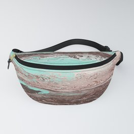 Tidal Shifts of Dawn and Dusk Fanny Pack