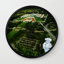 Canberra and Parliament Wall Clock