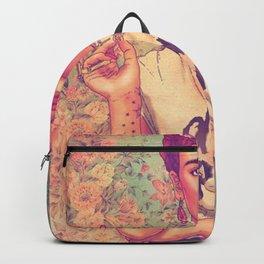 daft frida punk Backpack