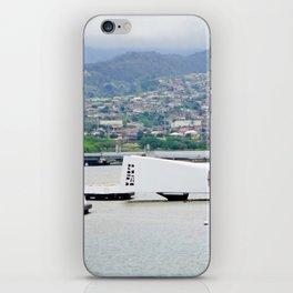 USS Arizona Memorial iPhone Skin