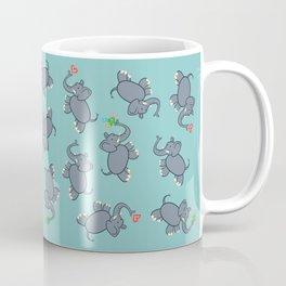Elephants! Coffee Mug