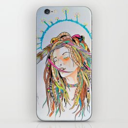 """""""All Tribes Dance"""" iPhone Skin"""