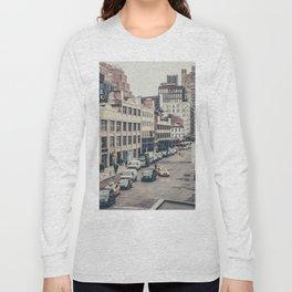 Tough Streets - NYC Long Sleeve T-shirt