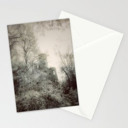 Haunted Stationery Cards
