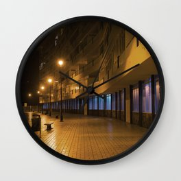 Diary of a Stalker Wall Clock