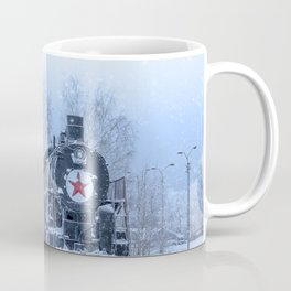 Time train Coffee Mug