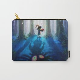 Forest Majora Carry-All Pouch