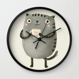 I♥you Wall Clock