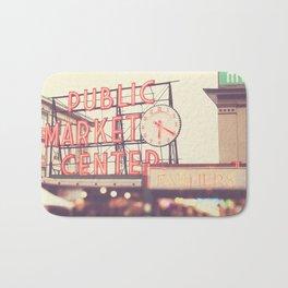 Seattle Pike Place Public Market photograph, 620 Bath Mat