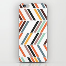 Scandinavian Domino iPhone Skin