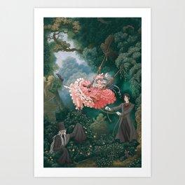 Happy Accidents of Kuroshitsuji Art Print
