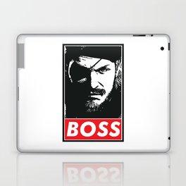 Big Boss - Metal Gear Solid Laptop & iPad Skin