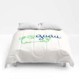 Guau - a dog Comforters