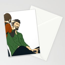 Ellie Joel The last of us Part 2 Stationery Cards