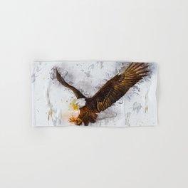 Eagle Hand & Bath Towel