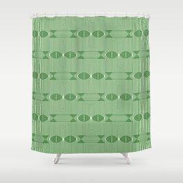 Op Art 94 Shower Curtain