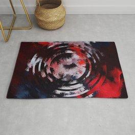 Abstract Geometric Art 853 Rug