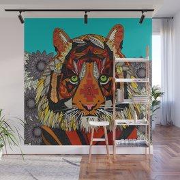 tiger chief Wall Mural