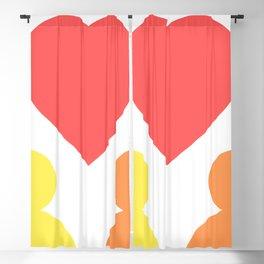 Couple Blackout Curtain